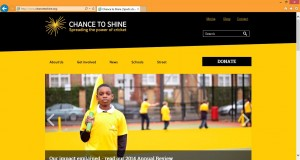 ChancetoShine-HomePage