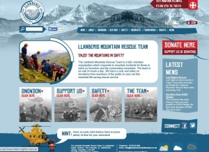 LlanberisMountainRescue-HomePage